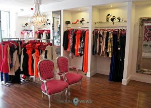 Virtual Tour in Dress Pantry