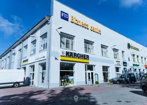 Google Street View Karcher Riga