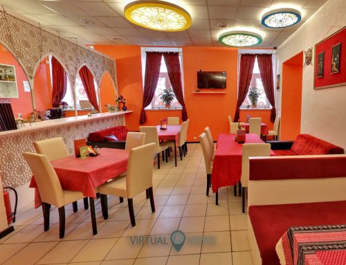 Namaste Restaurant Virtual Tour