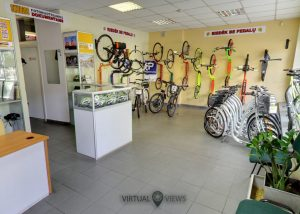 360 tour in shop