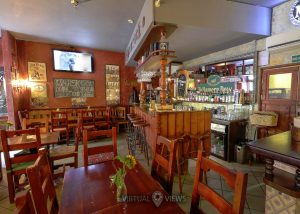 Google Virtual tour in Pub
