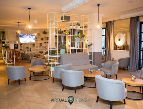 Restaurant Virtual Tour – Restaurant Moon