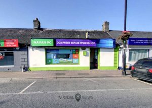 Google Street View at Navan PC